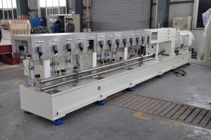 Series: CX 70  <br>Built: CPM Ruiya Extrusion, Nanjing China  <br>Customer Headquarters: China  <br>Installation/Plant site: China  <br>Application: TPU